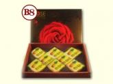 【玫瑰禮盒】鳳梨酥8入