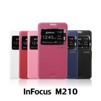【GAMAX 嘉瑪仕】視窗商務側掀套 InFocus M210