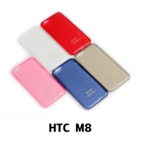 【GAMAX 嘉瑪仕】超輕薄透明套 HTC M8