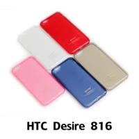 【GAMAX 嘉瑪仕】超輕薄透明套 HTC Desire 816