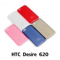 【GAMAX 嘉瑪仕】超輕薄透明套 HTC Desire 620
