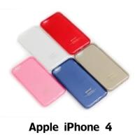 【GAMAX 嘉瑪仕】超輕薄透明套 Apple iPhone 4