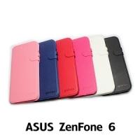【GAMAX 嘉瑪仕】二代商務型站立側掀套 ASUS ZenFone 6