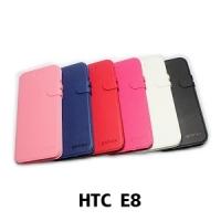 【GAMAX 嘉瑪仕】二代商務型站立側掀套 HTC E8