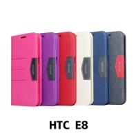 【GAMAX 嘉瑪仕】完美側掀站套 HTC E8