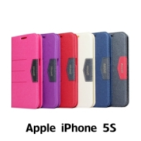 【GAMAX 嘉瑪仕】完美側掀站套 Apple iPhone 5S