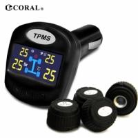 CORAL TPMS403 DIY外置式 無線胎壓偵測器