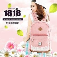 1818 韓妞最愛 田園森林系背包(1860911-P)