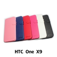 【GAMAX 嘉瑪仕】二代商務型站立側掀套 HTC One X9