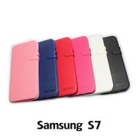 【GAMAX 嘉瑪仕】二代商務型站立側掀套 Samsung S7