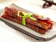特厚胡椒黃金肉條 (爆漿肉干)