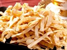鱈魚魯肉條