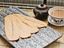 手擀牛舌餅(黑糖)