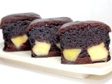 鴉片巧克力蛋糕