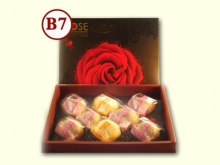 【玫瑰禮盒】綜合千層酥8入