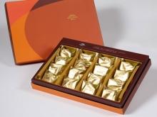 【御藏】鳳梨酥16入禮盒(蛋奶素)