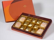 漢坊【御藏】綜合13入禮盒★綠豆椪*2+純綠豆椪*2+鳳凰酥*9