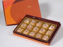 【御藏】金韻蛋黃酥15入禮盒(蛋奶素)