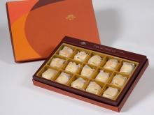 【御藏】金沙弄月15入禮盒(蛋奶素)
