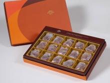 【御藏】咖啡胡桃堅果塔15入禮盒(蛋奶素)