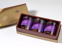 漢坊【御點】薄荷巧克力手工餅乾3入禮盒(蛋奶素)