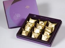 【臻饌】鳳梨核桃12入禮盒(蛋奶素)