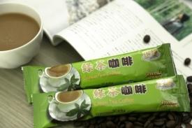 正捷國際 綠茶咖啡 (15條入)