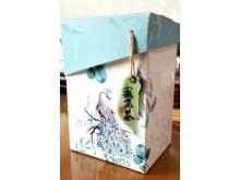 雀躍(藍)-玉貴人紅烏龍原片茶葉茶包禮盒