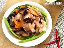【Lasante樂食】紅燒蹄筋燴海參