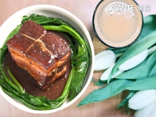 【Lasante樂食】晶瑩紅璽東坡肉