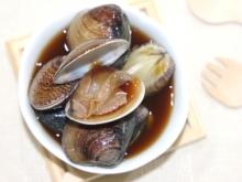 醃文蛤-中顆1100g