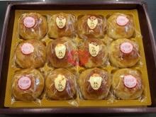 寶貝蛋黃酥+小月餅12入禮盒