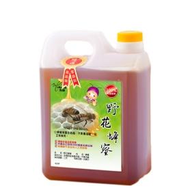 【客錸】優選台灣野花蜂蜜(1800gx1)