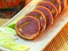 金棗鴨肉卷450g