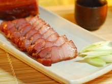天然甘蔗煙燻臘肉(250g)
