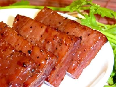 特厚原味金磚肉干