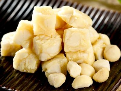 夏威夷豆軟糖