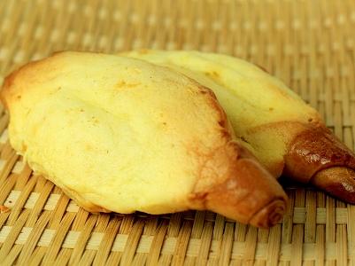 奶油乳酪牛角