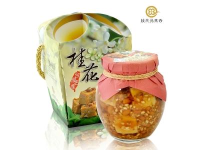 桂花豆腐乳