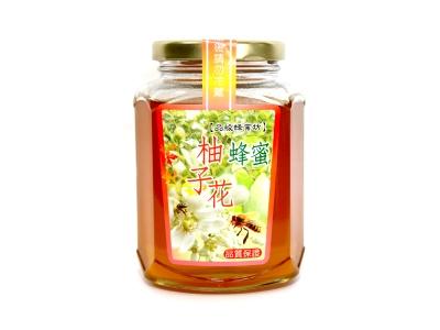柚子花蜂蜜