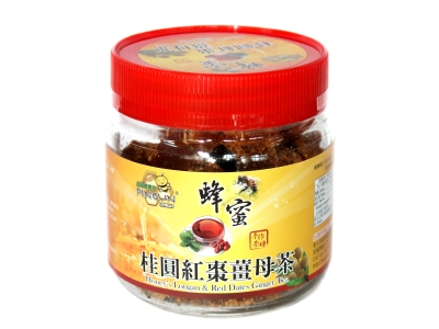 蜂蜜桂圓紅棗薑母茶