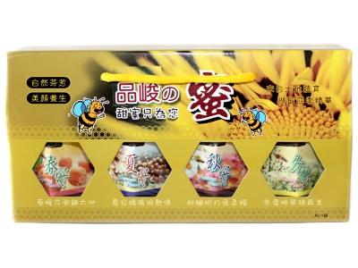 四季蜂蜜禮盒