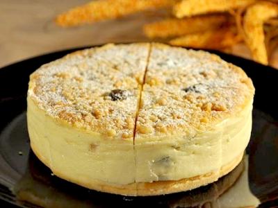 巫婆蘋果重乳酪蛋糕
