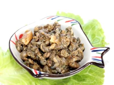 涼拌珠螺肉