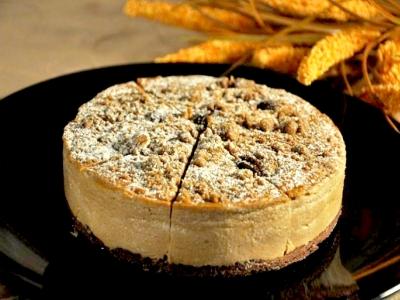 摩卡蘭姆重乳酪蛋糕