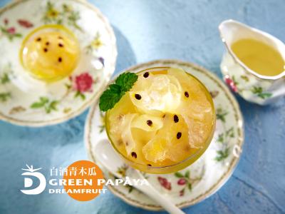 白酒青木瓜