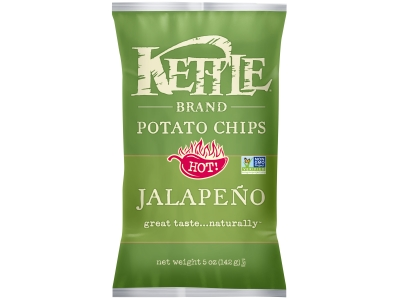 Kettle®K董洋芋片-墨西哥辣椒(142g)