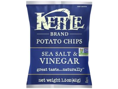 Kettle®K董洋芋片-海鹽油醋(42g)