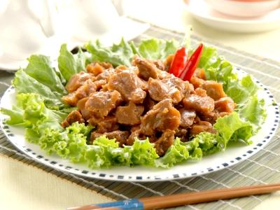 香脆雞胗凍(小)