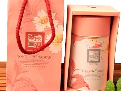 東方美人茶(精緻鐵罐)